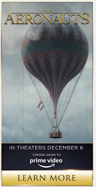 aeeronauts online ad