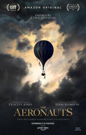 aeronauts poster