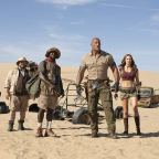Jumanji: The Next Level – Marketing Recap