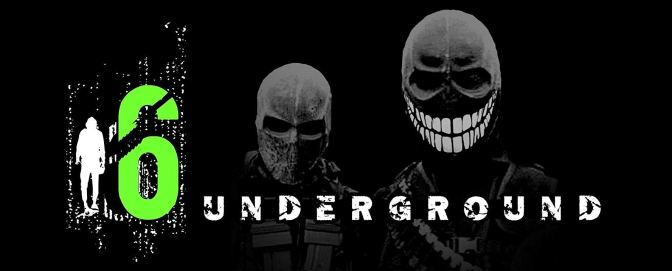 six underground banner