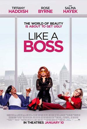 like a boss poster 2