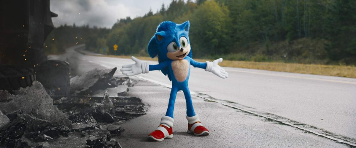 Sonic The Hedgehog – MarketingRecap