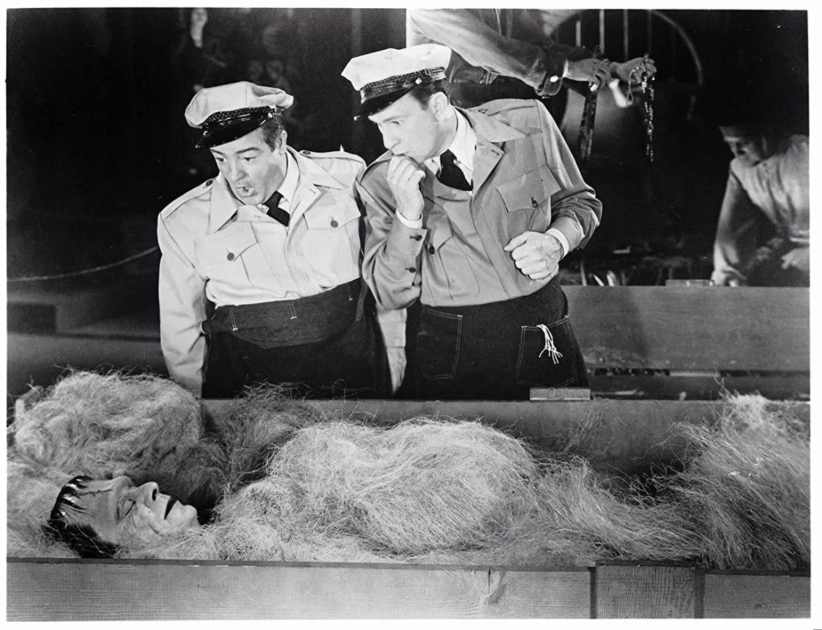 Abbott and Costello Meet Frankenstein – Flashback MovieMarketing