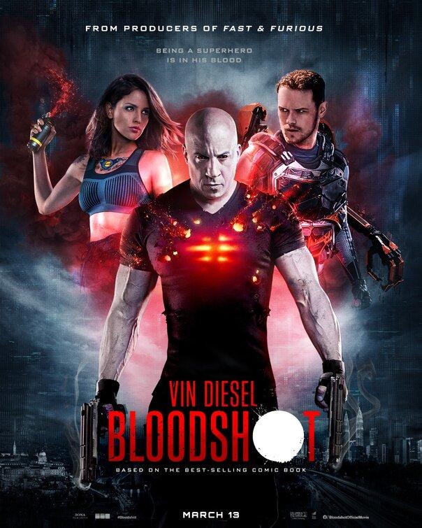 bloodshot poster 2