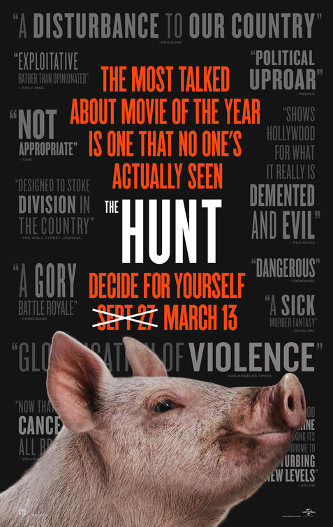 the hunt poster 2