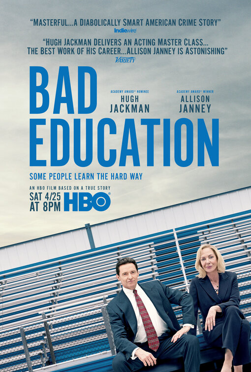 bad education poster
