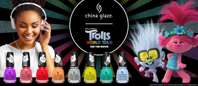 trolls world tour china glaze