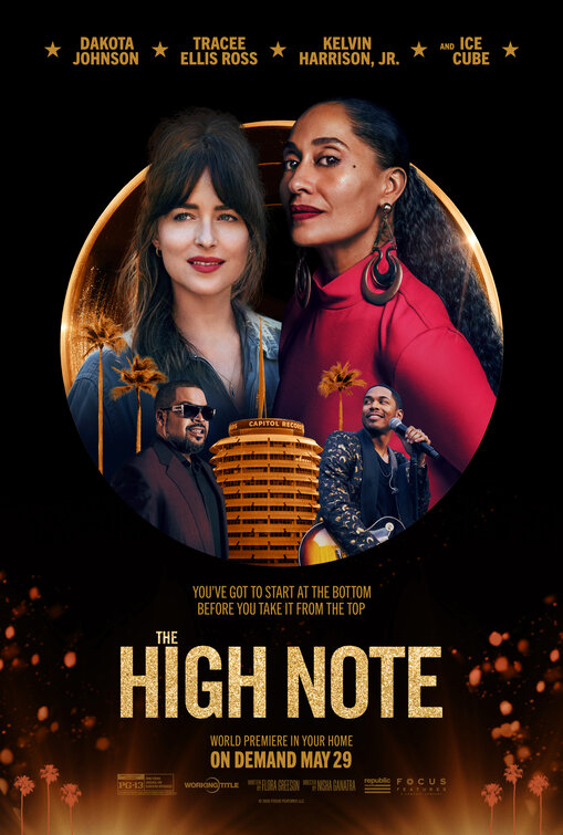 high note poster 2