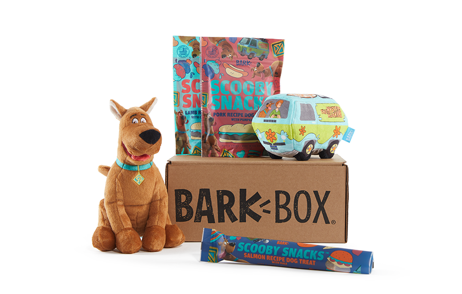 scoob bark box