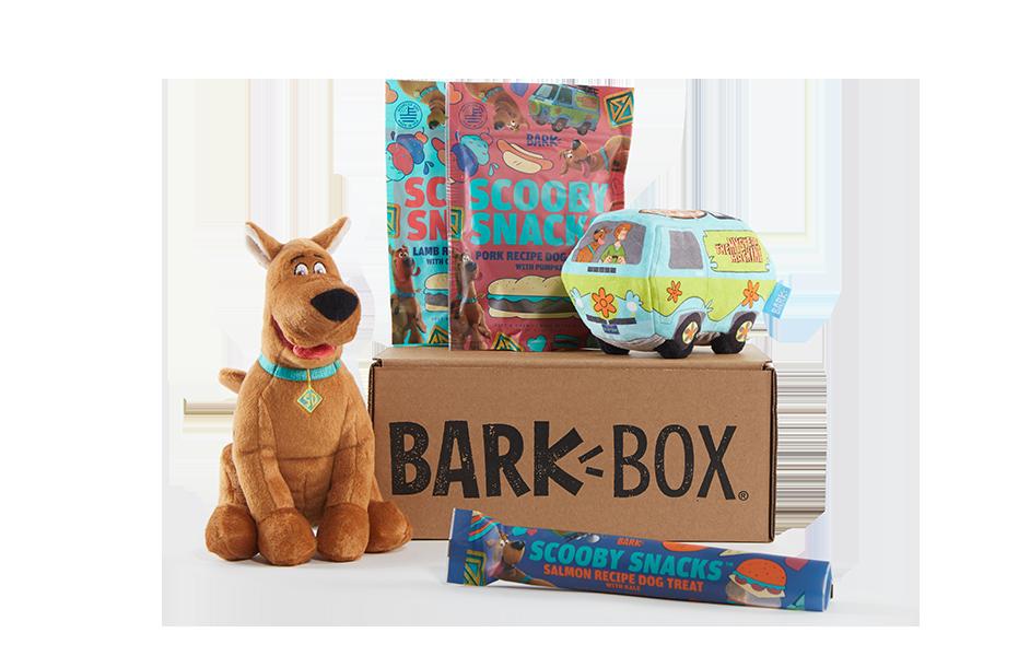 scoob bark box