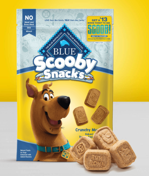 scoob blue buffalo