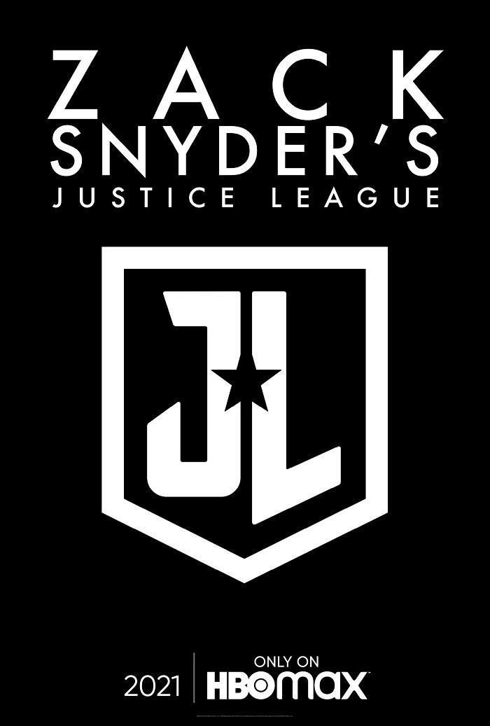 zack snyders justice leage poster