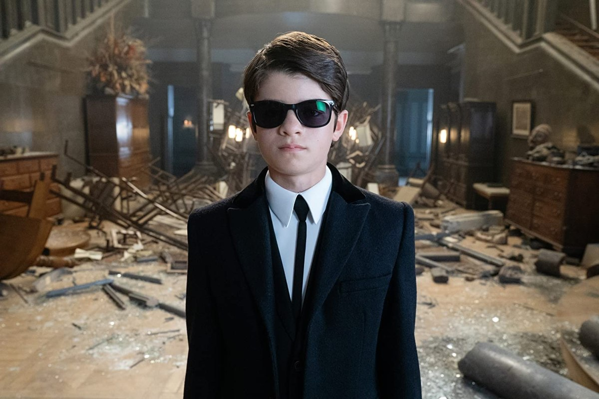 Artemis Fowl – Marketing Recap