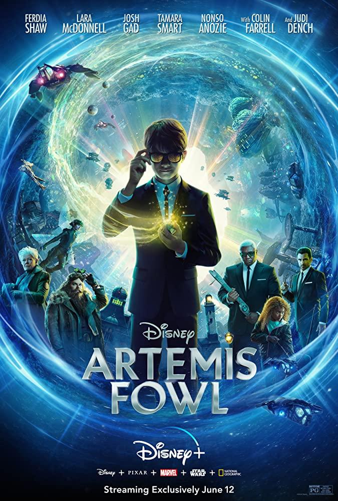 artemis fowl poster 2