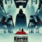 Appreciating The Empire Strikes Back 40th Anniversary Poster