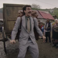 Borat Subsequent Moviefilm - Marketing Recap