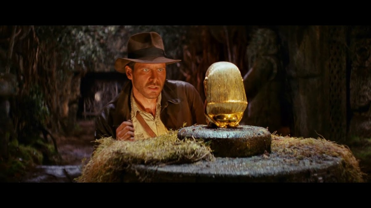 life lessons from the movies: raiders of the lost ark (40thanniversary)