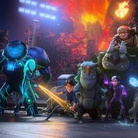 trollhunters: rise of the titans - marketing recap