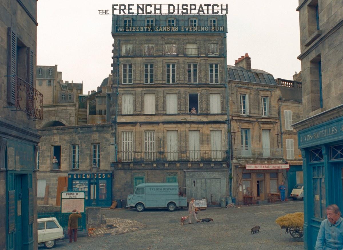 the french dispatch – marketingrecap